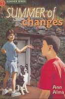 Book cover for Summer of Changes
