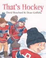 Book cover for That's Hockey
