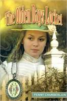 Book cover for The Olden Days Locket