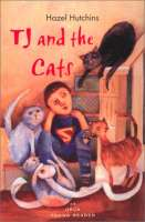 Book cover for TJ and the Cats