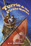 Book cover for Torrie and the Pirate Queen