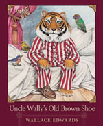 Book cover for Uncle Wallys Old Brown Shoe