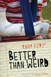 Book cover for Better Than Weird