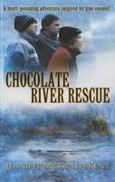 Book cover for Chocolate River Rescue