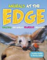 Book cover for Animals at the EDGE