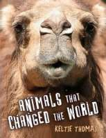 Book cover for Animals that Changed the World