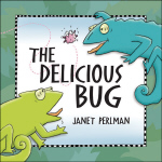 Book cover for The Delicious Bug