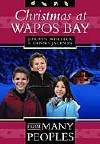 Book cover for Christmas at Wapos Bay