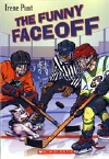 Book cover for The Funny Faceoff