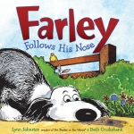 Book cover for Farley Follows His Nose