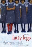 Book cover for Fatty Legs