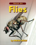Book cover for Focus on Flies