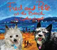 Book cover for Fred and Pete at the Beach