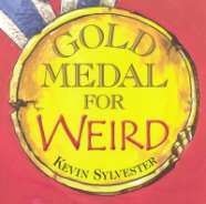 Book cover for Gold Medal for Weird