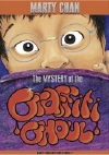 Book cover for The Mystery of the Graffiti Ghoul