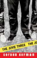 Book cover for The Juvie Three