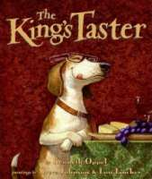 Book cover for The King's Taster