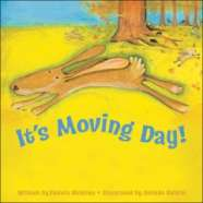 Book cover for It's Moving Day!