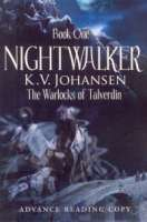 Book cover for Nightwalker