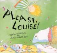 Book cover for Please Louise!