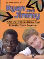 Book cover for Ryan and Jimmy