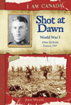Book cover for Shot at Dawn