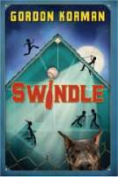 Book cover for Swindle