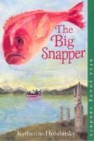 Book cover for The Big Snapper