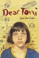 Book cover for Dear Toni
