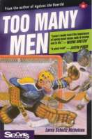 Book cover for Too Many Men