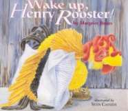 Book cover for Wake Up Henry Rooster!