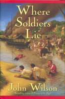 Book cover for Where Soldiers Lie