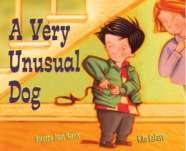 Book cover for A Very Unusual Dog