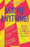Book cover for Ask Me Anything!