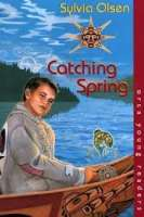Book cover for Catching Spring