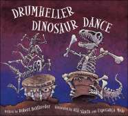 Book cover for Drumheller Dinosaur Dance