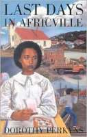 Book cover for Last Days in Africville
