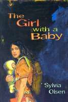 Book cover for The Girl With a Baby