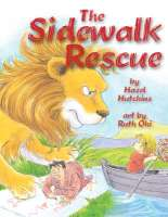 Book cover for The Sidewalk Rescue