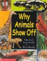 Book cover for Why Animals Show Off