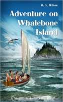 Book cover for Adventure on Whalebone Island