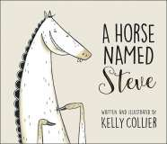 Book cover for A Horse Named Steve