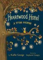 Book cover for Heartwood Hotel