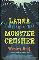 Book cover for Laura Monster Crusher