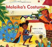 Book cover for Malaika's Costume