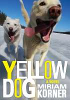 Book cover for Yellow Dog