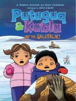 Book cover for Putuguq & Kublu and the Qalupalik!