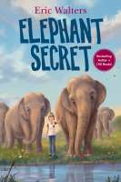 Book cover for Elephant Secret