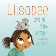 Book cover for Elisapee and Her Baby Seagull