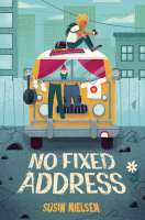 Book cover for No Fixed Address
